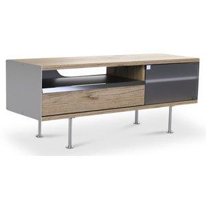 TV-möbel Frank - 116 cm (ekfanér)