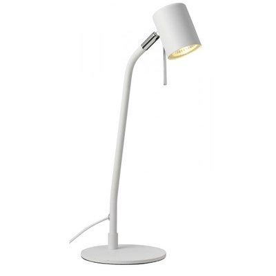 Alpha bordslampa - Vit