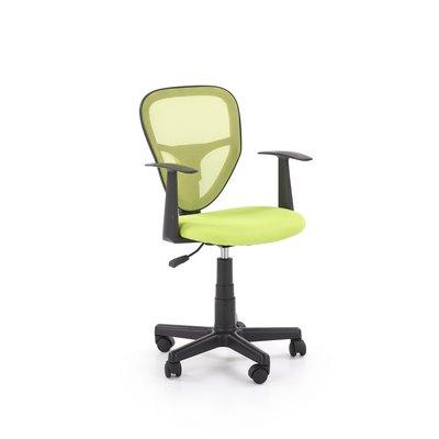 Ingolf kontorsstol för barn - Grön/svart