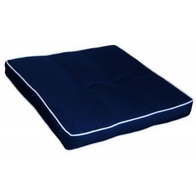 Excellent sittdyna 50x50 cm - Blå