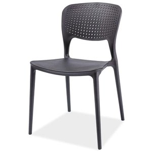 Allyson stol - Svart