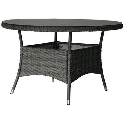 Rosario matbord - Ljusgrå