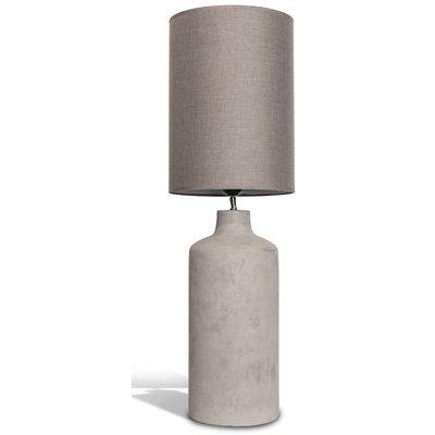Ceasar Bordslampa 97 cm - Cement