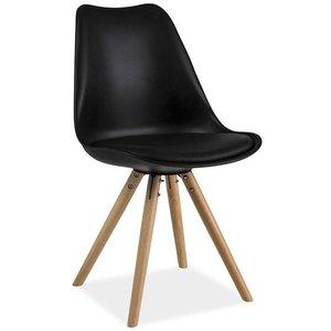 Madelynn stol - Svart