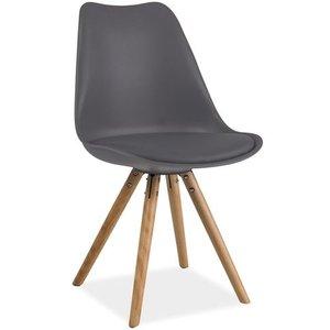 Madelynn stol - Grå