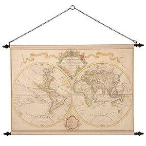 Väggdekoration - Världskarta Grand & 399.00