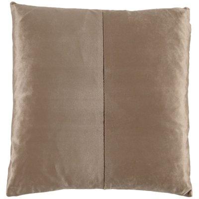 Shine kuddfodral 45x45 cm - Taupe