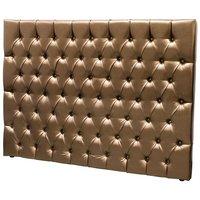 Copperhead sänggavel Kopparfärgad - 180 cm