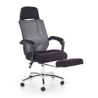 Roy kontorsstol - Svart/grå