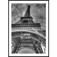 EIFFEL TOWER VERTICAL - Poster 50x70 cm