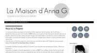 La Maison d'Anna G