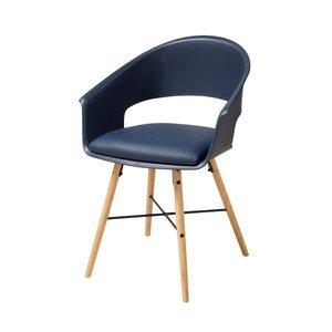 Tito stol - Blå
