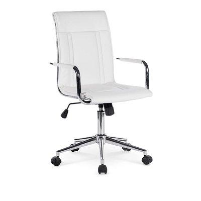 Joselyn skrivbordsstol - Vit