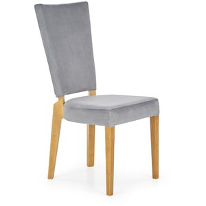 Kiki matstol - Grå / Trä