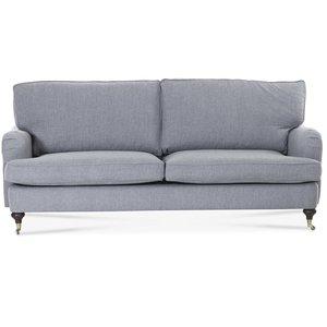 Howard Watford Deluxe 3-sits soffa - Grå