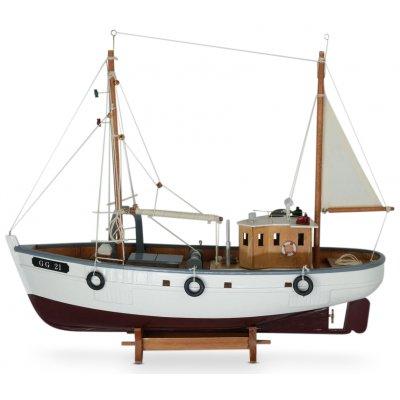 Old Sailor Modellbåt - Klassisk fiskebåt
