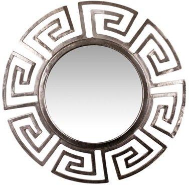 Zero spegel 86 cm - Nickel