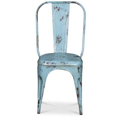 Stol Toxil- Vintage blå