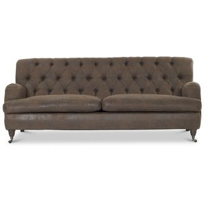 Howard Barkley 4-sits rak soffa - Vintage