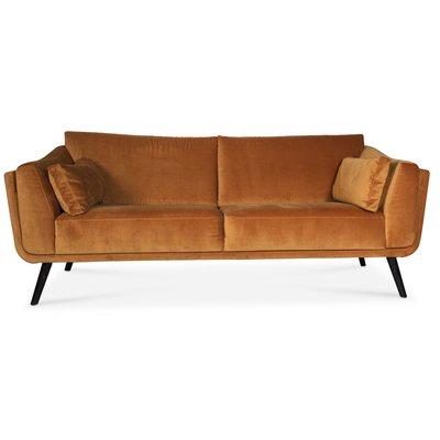 Kungsängen 3-sits soffa - Valfri färg
