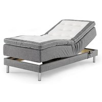 Ställbar säng Sence 5-zons 105x200cm - Valfri färg!