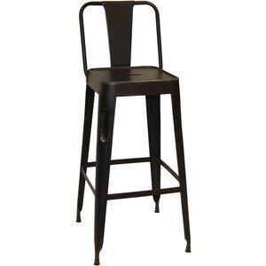 Toxil barstol Vintage svart för 1 190 kronor Barstolar