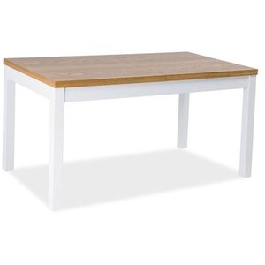 Marisol matbord - Ek/vit
