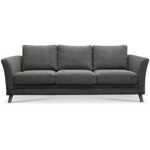Roma 3-sits soffa - Valfri färg