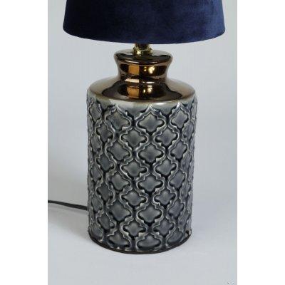 Dream lampfot - Keramik Grå