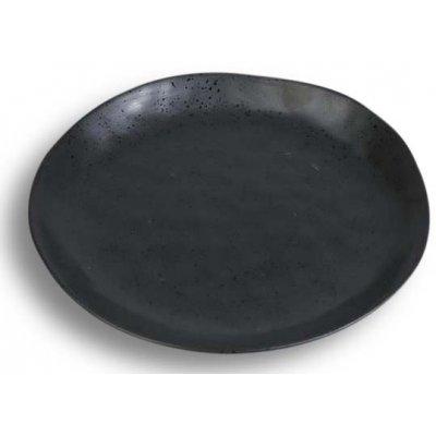 Dreja assietter 4 st i ett set - Svart