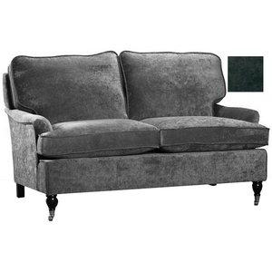 Howard Classic 3-sits soffa - Svart
