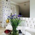 Howard Barkley svängd 4-sits soffa - Valfri färg!