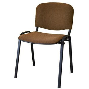 Regina stol - Brun/svart