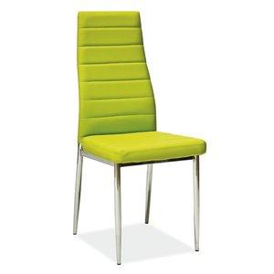 Stol Camarillo grön/krom