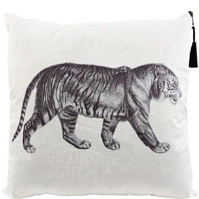 Tiger kuddfodral 45x45 cm - Tiger