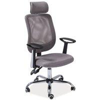 Chaya skrivbordsstol - Grå