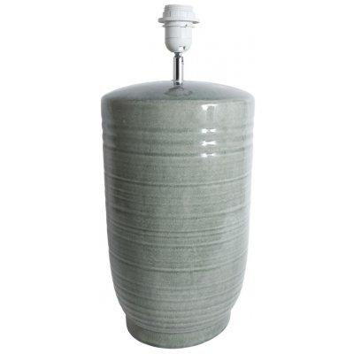 Bordslampa Vass H36 cm - Grön (glansig)