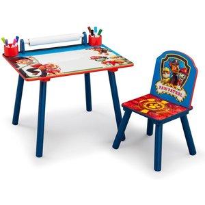 Paw Patrol ritbord med stol