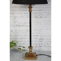 Paddington Bordslampa 42cm - Mässing/Svart