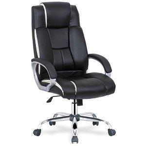 Claudia kontorsstol - Vit/svart