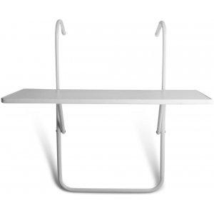 Balkongbord Doris - Vit