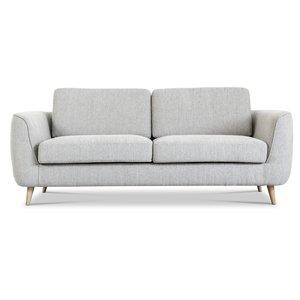 Mind 3-sits soffa - Ljusgrå