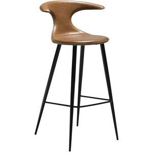 Flair barstol - Vintage ljusbrun