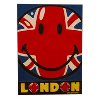 Barnmatta Smiley - Union Jack