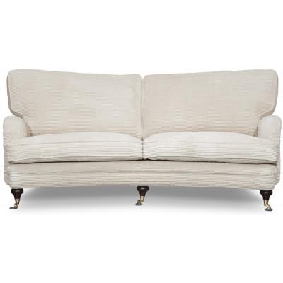 Howard Spirit svängd soffa - Beige (Manchester)