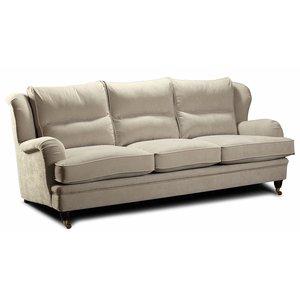 Howard Bristol 3-sits soffa - Valfri färg!