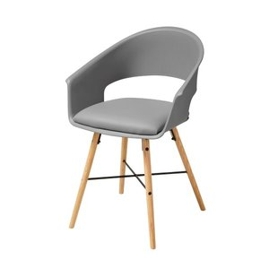 Tito stol - Grå
