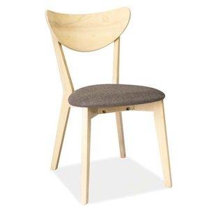 Stol Nesto - Trä / Grå