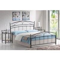 Säng Yeadon 160x200 färg svart