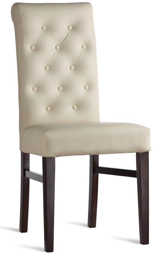 Tuva New Port stol med handtag Beige linne 1190 kr